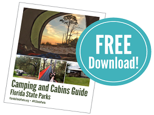 Florida State Park Camping Map Campgrounds and Camping Reservations   Florida Department of