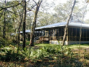Campgrounds and camping reservations florida department for Florida state parks cabins