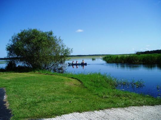 Campground Details Myakka River Sp Fl Florida