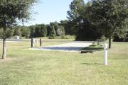 Photo: 020, SANTOS CAMPGROUND. View of ADA accessible site.